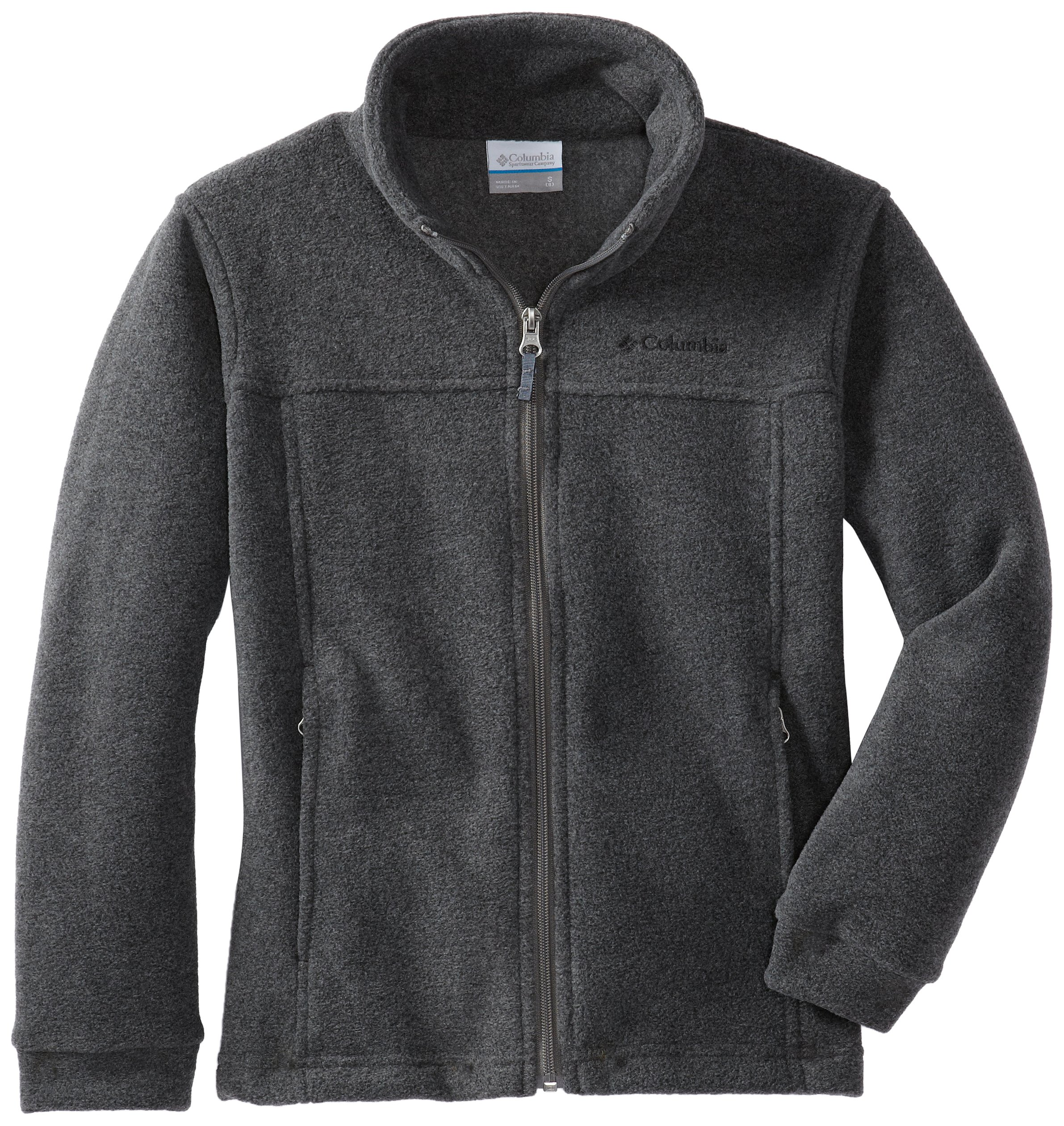 13a42365c Columbia Youth Boys' Steens Mt II Fleece Jacket, Soft Fleece with Classic  Fit