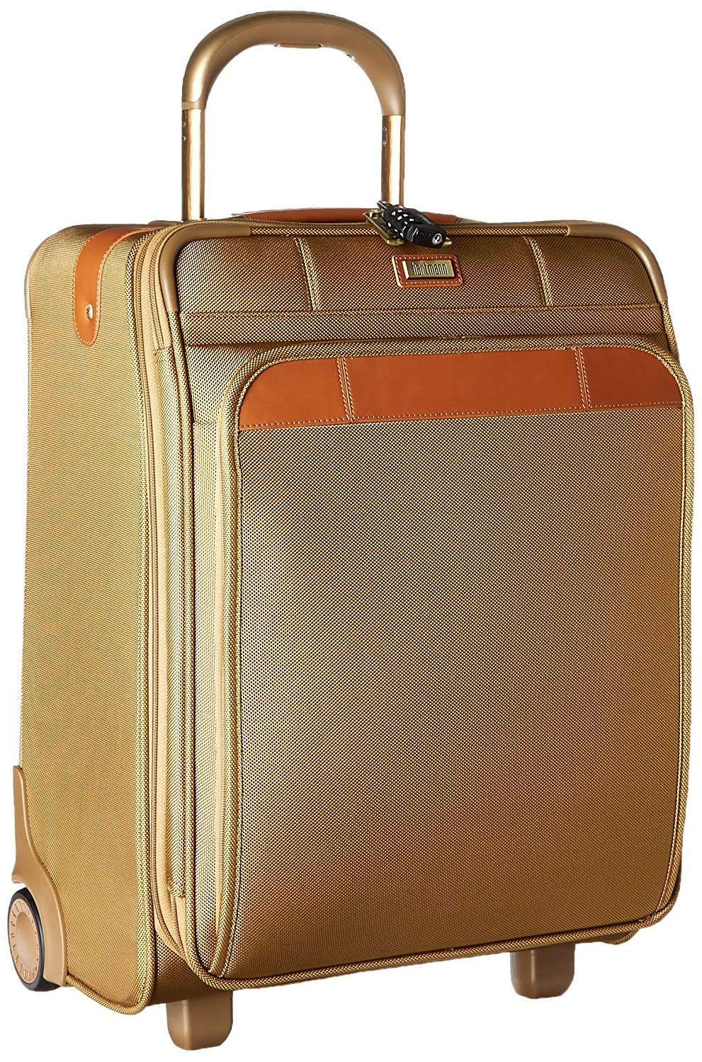 high-quality Hartmann Ratio Classic Deluxe Domestic Expandable Upright Carry On Luggage, Safari