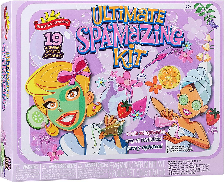 Scientific Explorer Ultimate Spa'mazing Kit