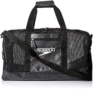 Speedo Ventilator Duffle Bag Black 40 Liter