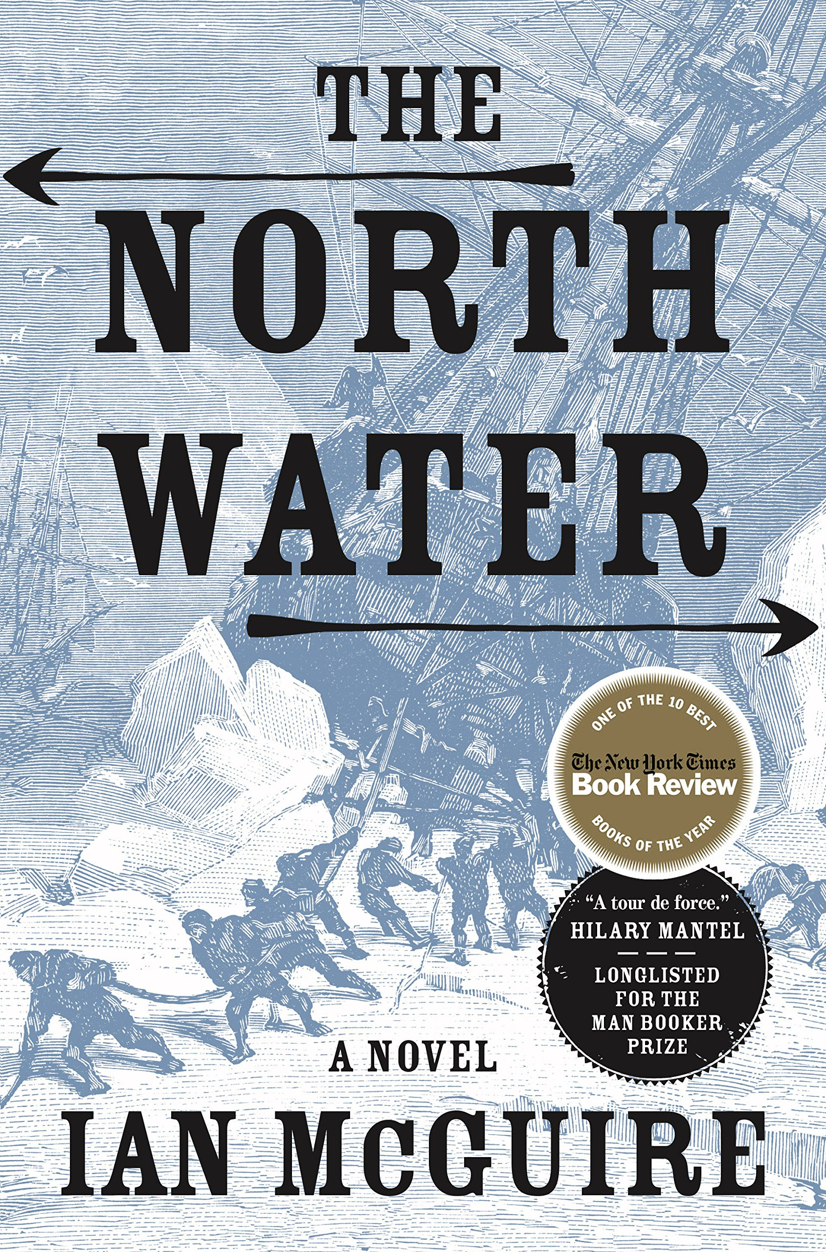Amazon The North Water A Novel Ian McGuire Books