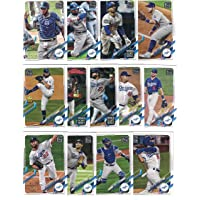 $27 » Los Angeles Dodgers/Complete 2021 Topps Baseball Team Set (Series 1) with (20) Cards.…