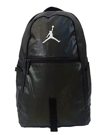 6074586fb9835d Amazon.com  Nike Michael Jordan Air Jumpman Backpack Bookbag