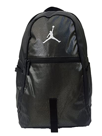 72044749b7 Amazon.com  Nike Michael Jordan Air Jumpman Backpack Bookbag