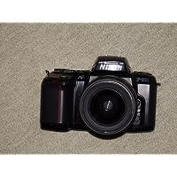Macchina fotografica Nikon af F della 601incl. Obiettivo Sigma Zoom 35–70mm 1: 3.5–4.5MC diametro 52mm–Lens–Fotocamera reflex SLR–Analogico # # Camera # # Collezionismo by Photo Blitz # #