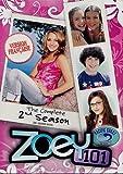 Zoé: Saison 2 - Zoey 101: Season 2 (English/French) 2007