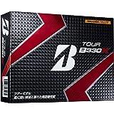 BRIDGESTONE(ブリヂストン) ゴルフボール TOUR B B330X 1ダース(12個入り)   GBYXJ