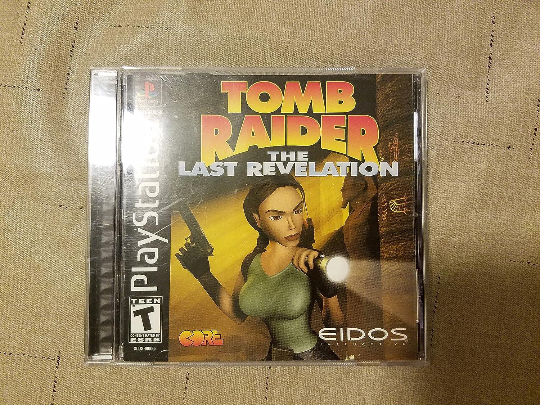 Tomb Raider: Last Revelation / Game [Importación Inglesa]: Amazon ...