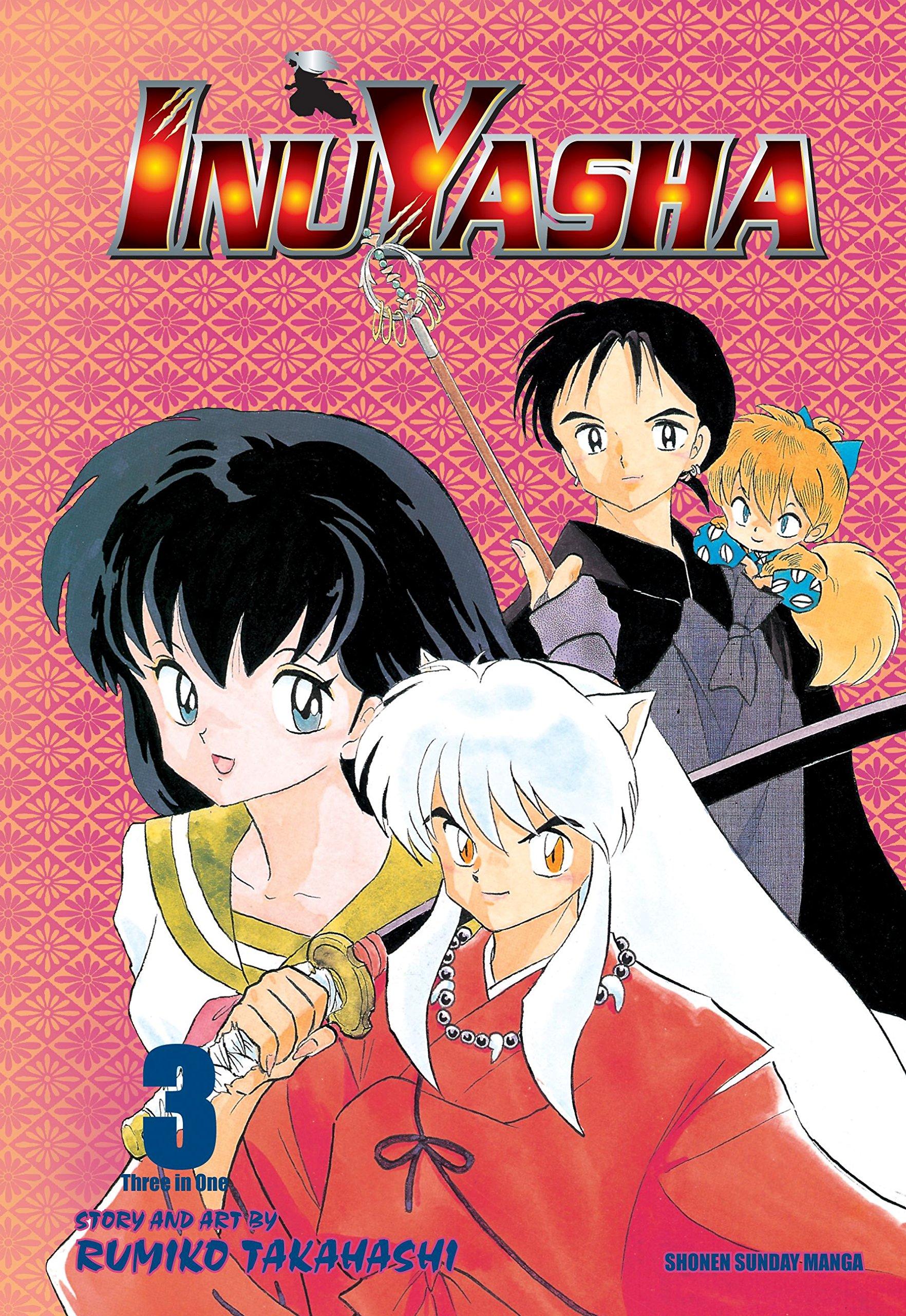 Inuyasha Manga