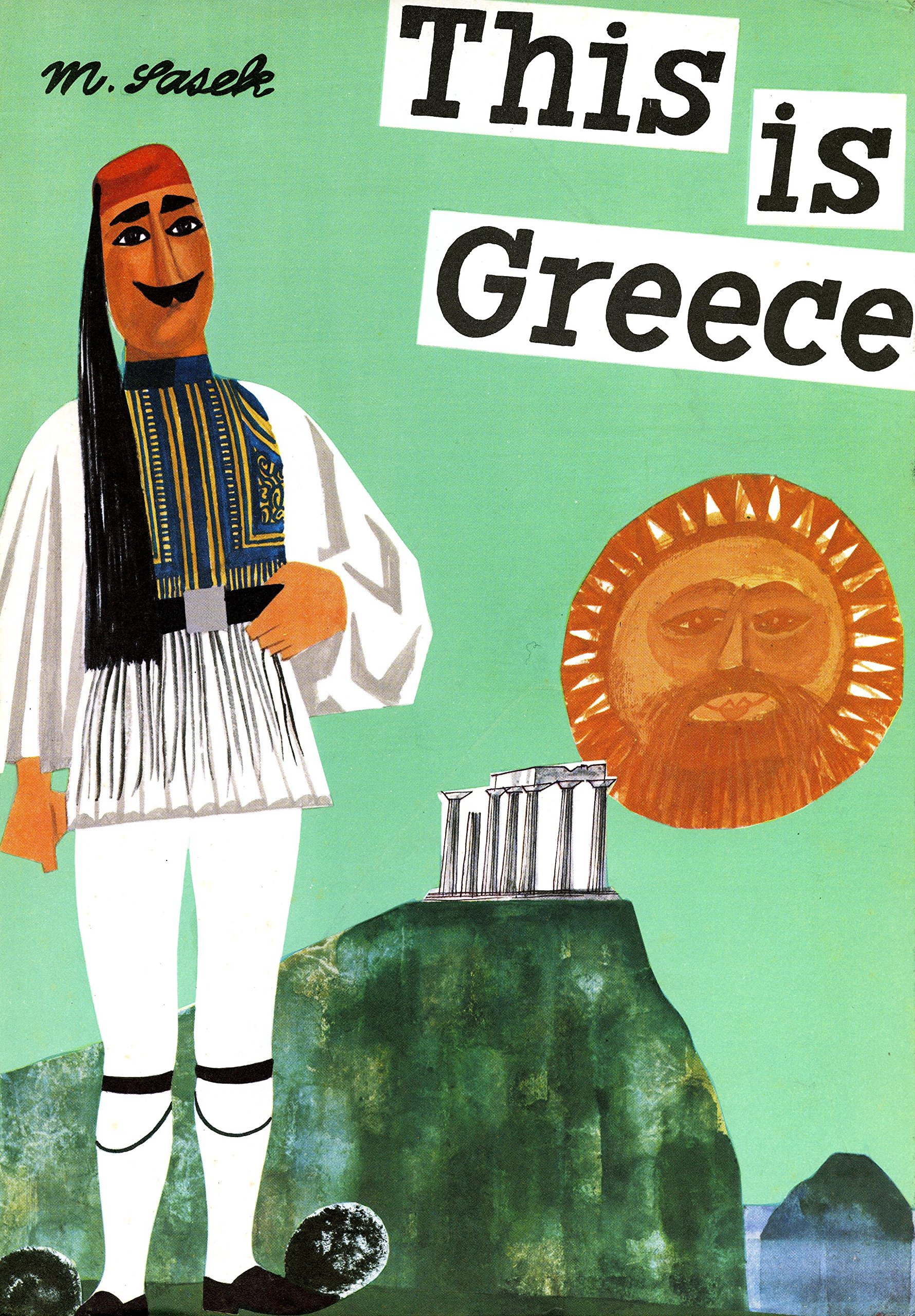 This is Greece