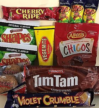 Allseps Aussie de Glucosa en la Bolsa-un-caramelos de Serpientes 1kg