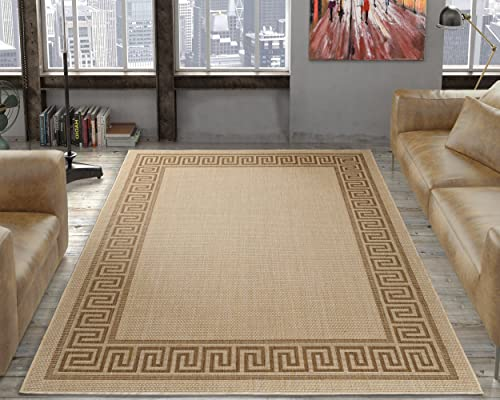 Ottomanson Jardin Indoor/Outdoor Area Rug