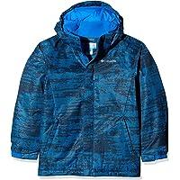 Columbia Chaqueta impermeable para niño, Twist Tip Jacket