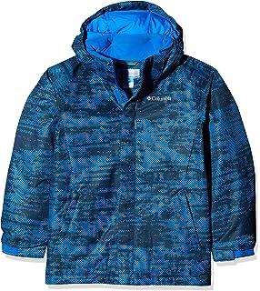 Columbia Chaqueta impermeable para niño, Twist Tip Jacket, Nailon, 1560731