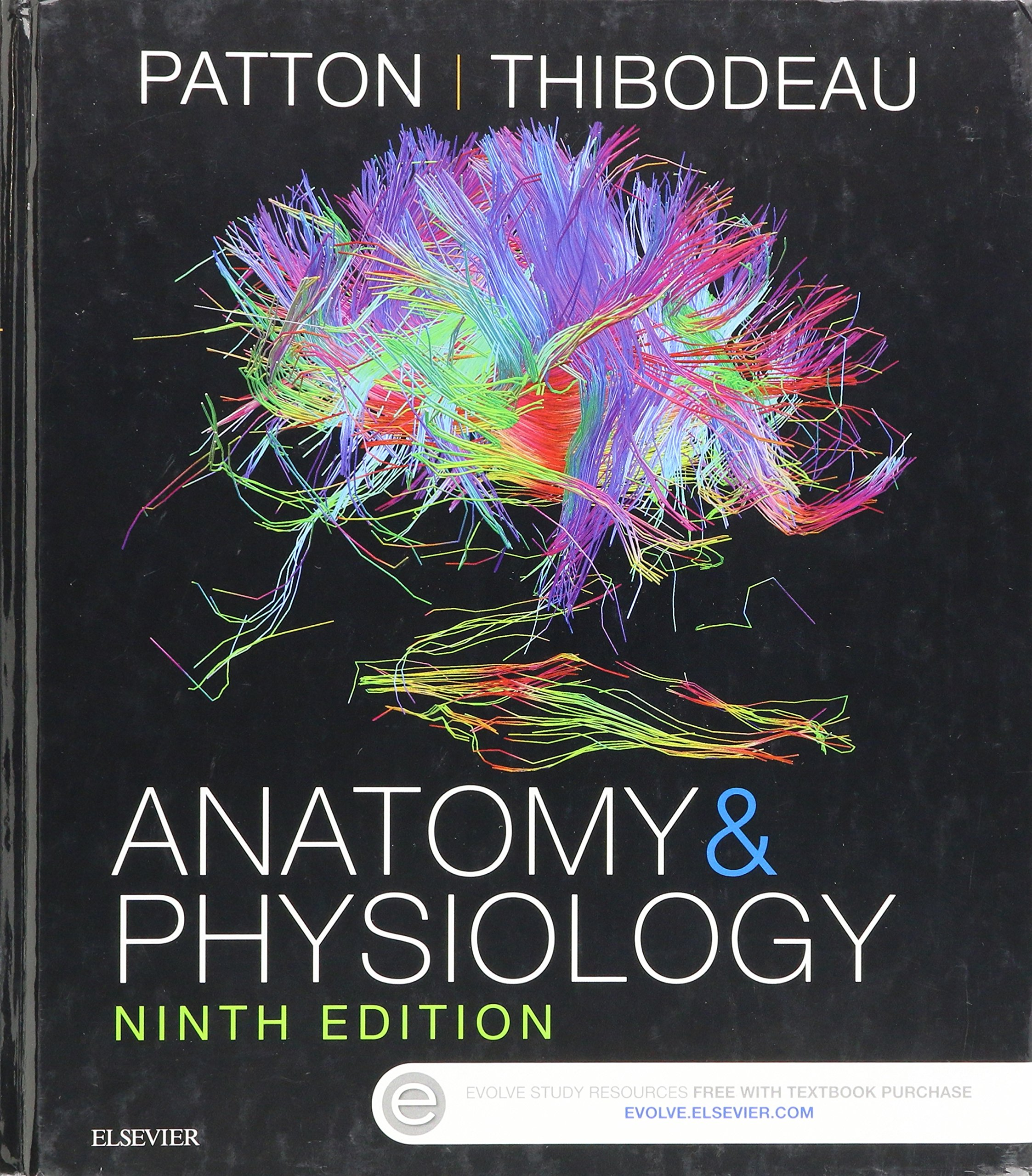 Anatomy and Physiology: Patton: 9780323341394: Amazon.com: Books