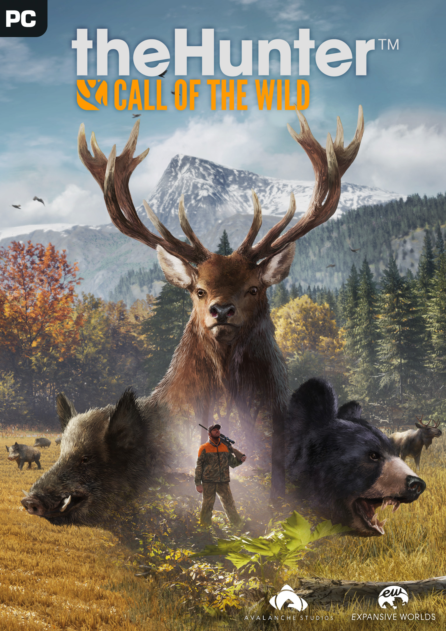 theHunter: Call of the Wild [Online Game Code] (The Hunter Call Of The Wild Update)