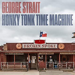 Book Cover: Honky Tonk Time Machine