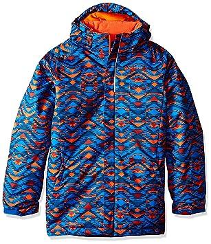 bb90758efde9 Columbia Boy s Twist Tip Ski Jacket  Amazon.co.uk  Sports   Outdoors