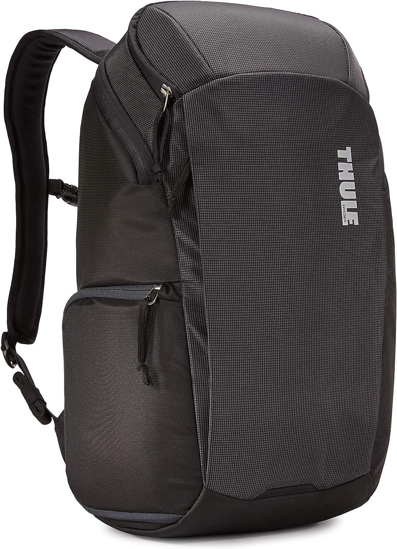 "Thule Sweden Sticker 5"" Black outdoor Hike Camp Backpack bike"