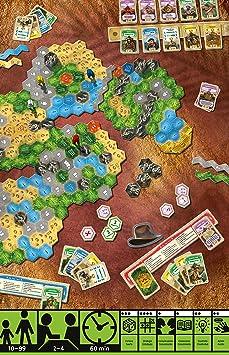Ravensburger El Dorado, Juego de mesa, Light strategy, 2-4 Jugadores, Edad recomendada 10+ (26032): Amazon.es: Juguetes y juegos