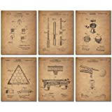 Amazon Price History for:Billiards Patent Wall Art Prints - Set of Six Vintage Pool Historical Photos