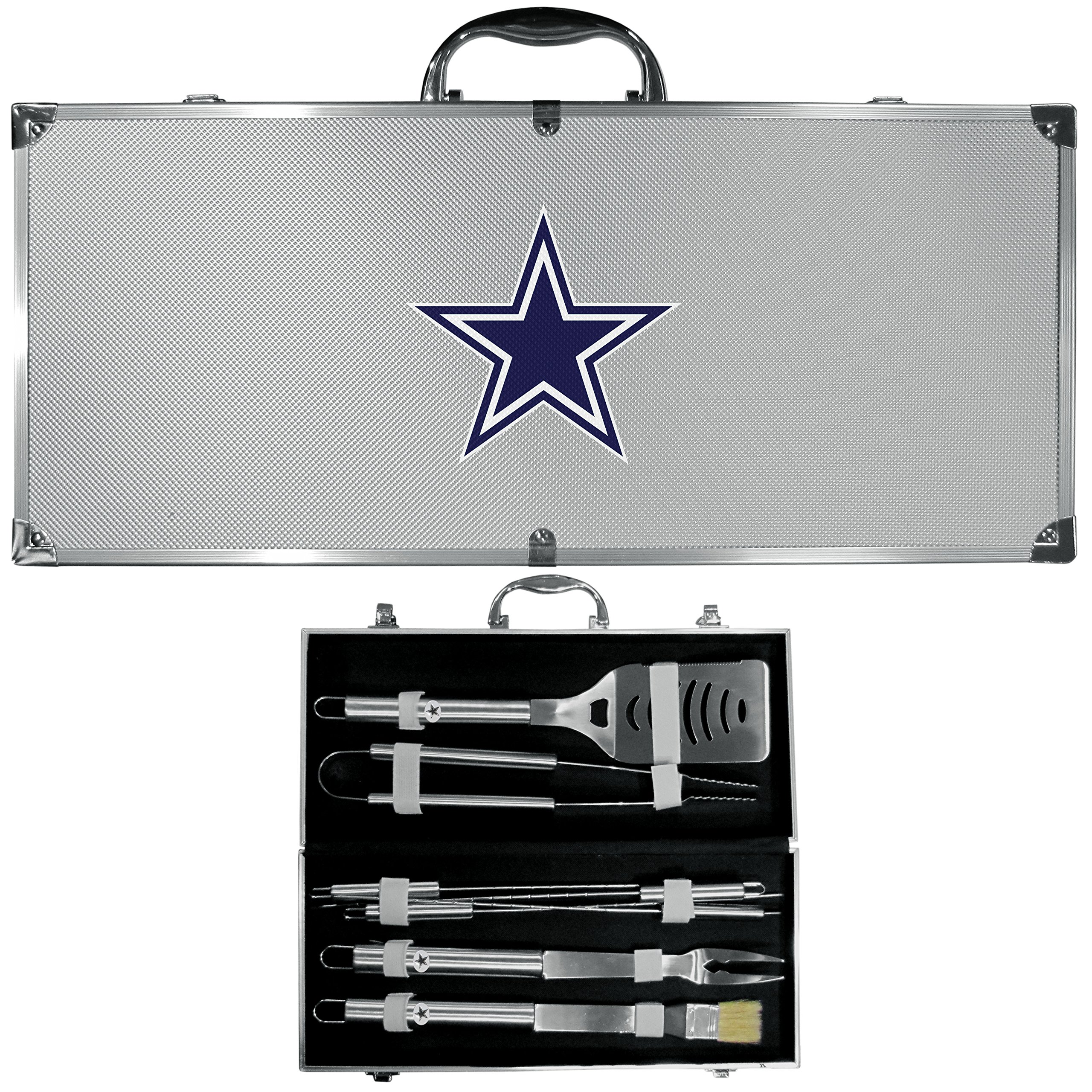 NFL Dallas Cowboys 8-Piece Barbecue Set