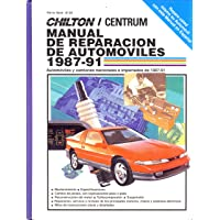 Chiltons Spanish-Language Auto Repair Manual 1987-91 (CHILTONS AUTO REPAIR MANUAL SPANISH