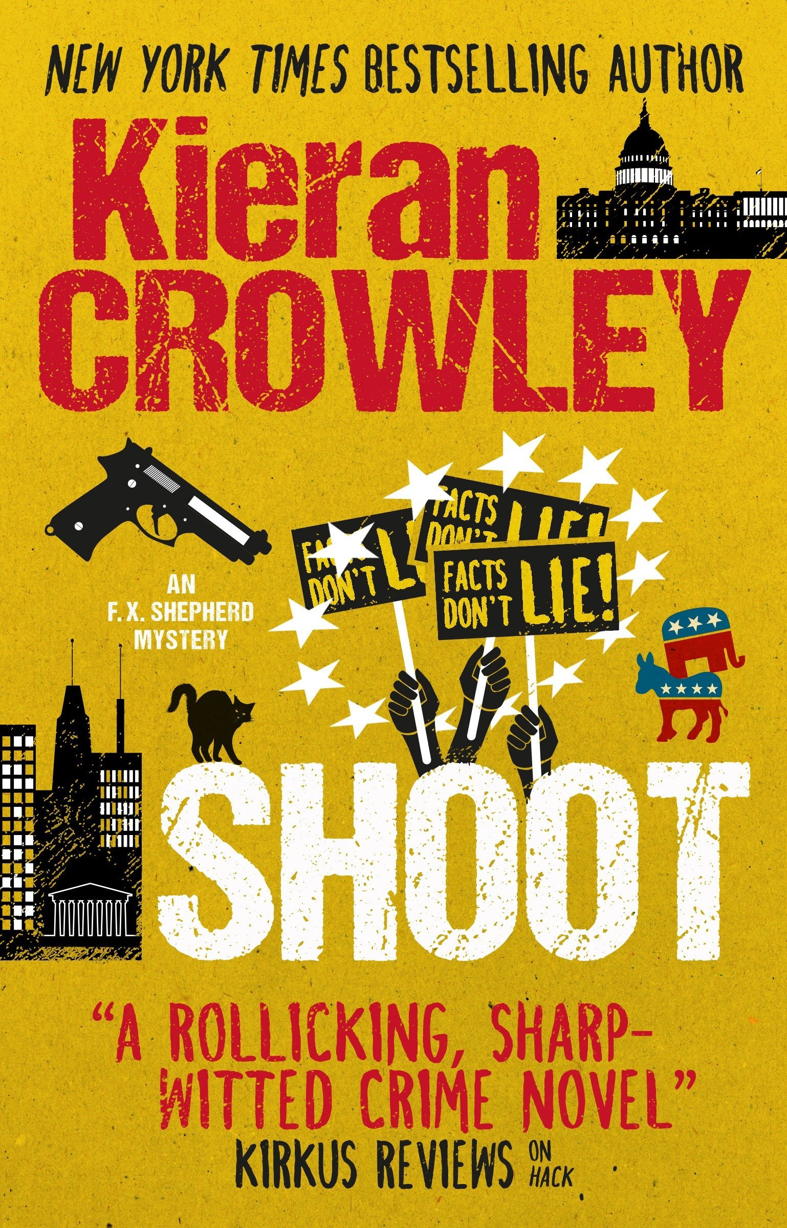 Shoot: An F.X. Shepherd novel pdf