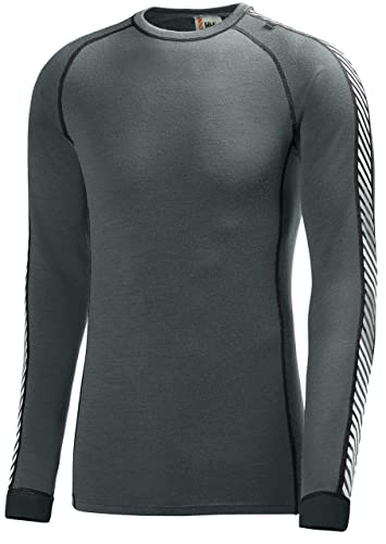 Helly Hansen Men's HH Warm Ice Long Sleeve Base Layer Crew
