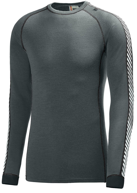 a613709496 Amazon.com: Helly Hansen Men's HH Warm Ice Base Layer Long Sleeve Crew:  Clothing