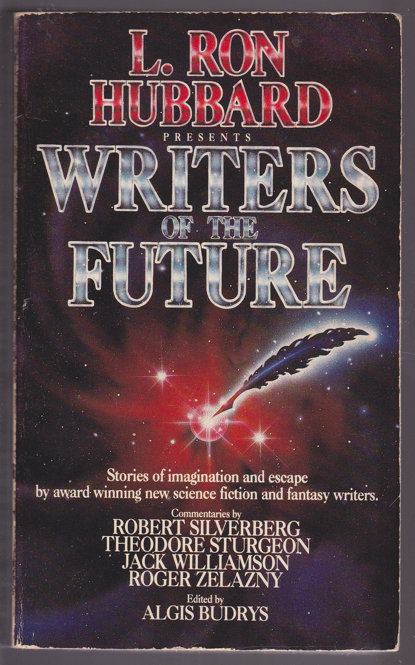 L. Ron Hubbard Presents Writers of the Future: L. Ron Hubbard:  9781592120352: Amazon.com: Books