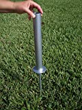 Flagpole To Go Portable Flagpole Ground Mount