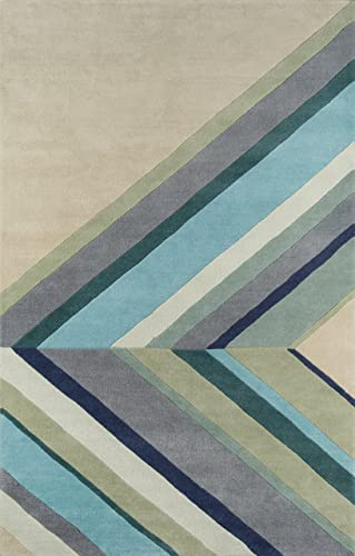 Novogratz Delmar Collection Ultralight Area Rug