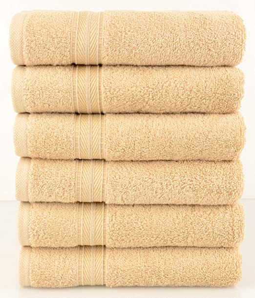 Hand Towels Luxury Hotel /& Spa Collection 100/% Turkish Cotton Made In Turkey 4