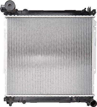 Nissens 64163 Kühler Motorkühlung Auto