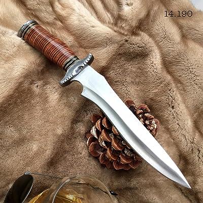 80b014d1e2fc Couteaux de chasse, Handmade knife, Gift Knife, Hunting knife, Custom knife,