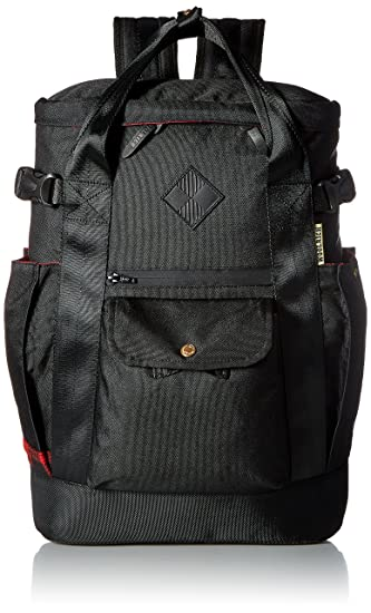 cc18530dc85 Amazon.com | Woolrich X The Hill-Side Backpack, Black, One Size | Casual  Daypacks