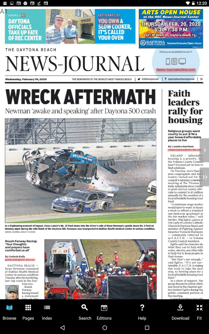 Amazon.com: Daytona Beach News-Journal