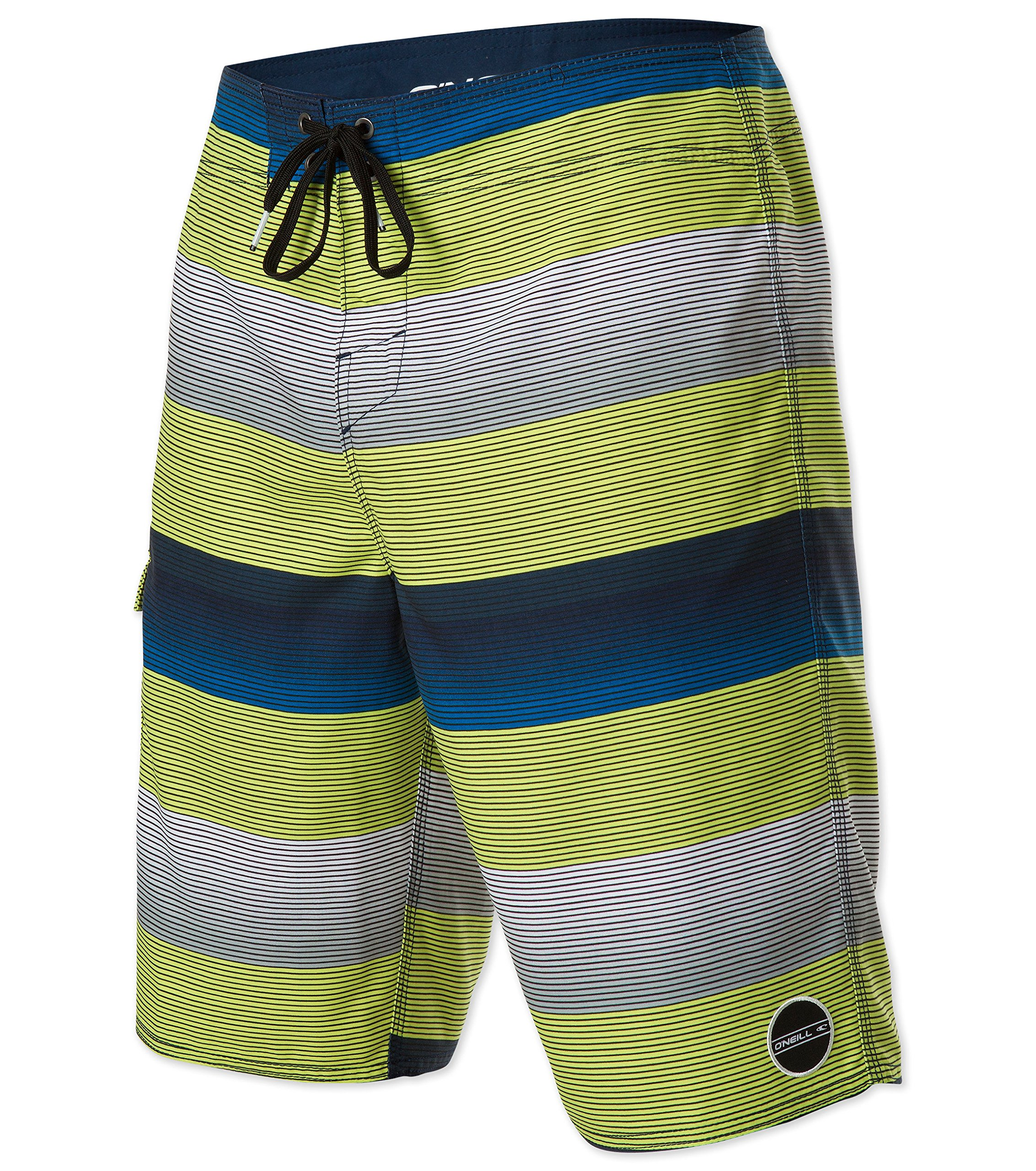 O'Neill Men's Catalina Stripe Boardshort, NYL - 30