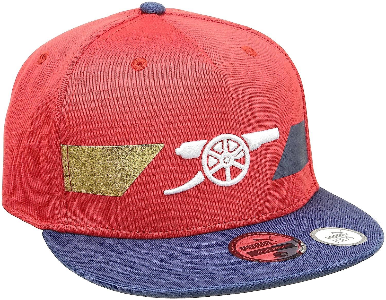 1afb18ea025 Puma Men s Arsenal Football Club AFC Stretchfit Cap