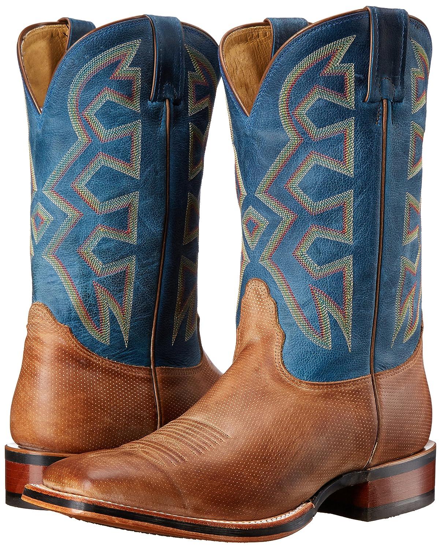 1c0b258d77 Bota de montar occidental Nocona Boots Let s Rodeo 11 Inch Western Riding  Royal Rodeo   Tan
