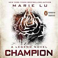Champion: Legend, Book 3