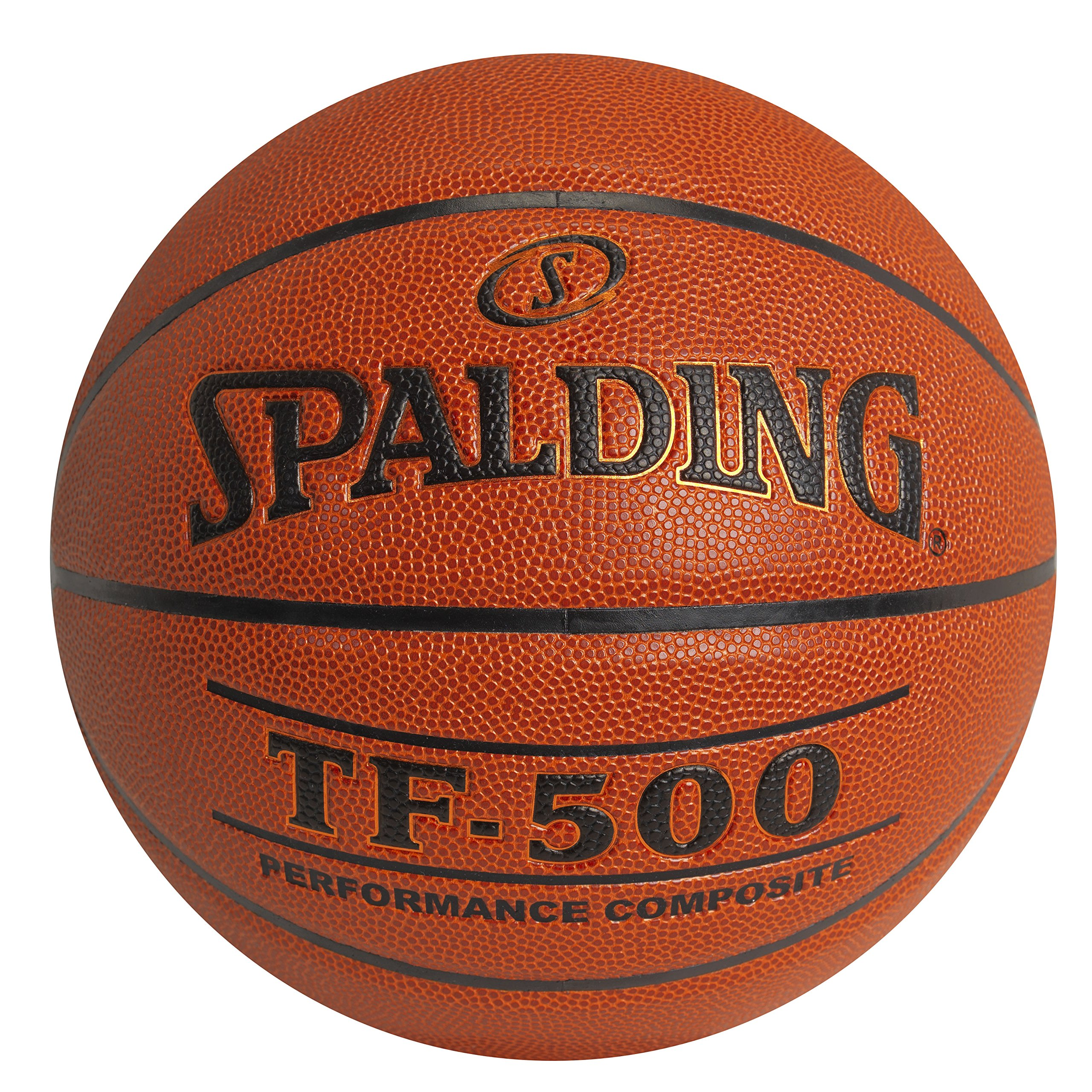 Spalding Men's TF-500 Composite Basketball (29.5'')