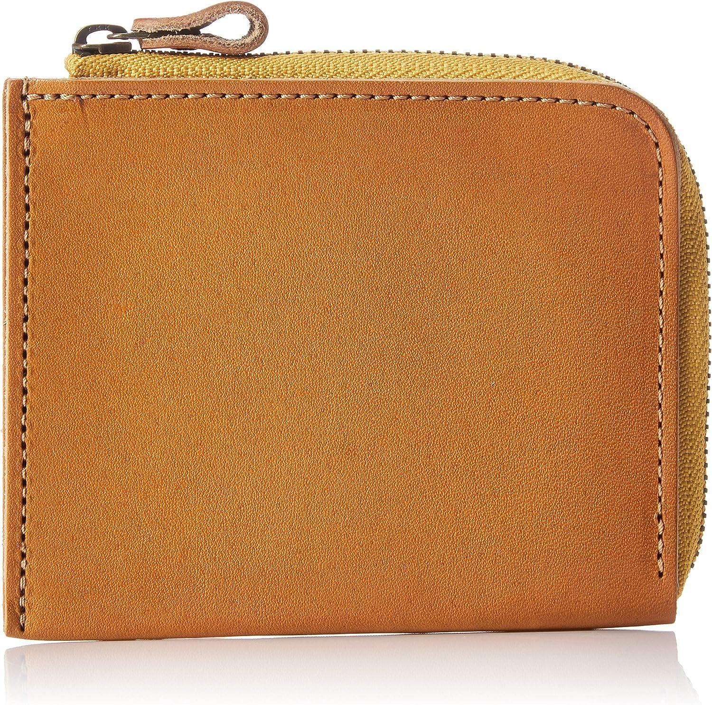 Naniwa Leather Italian Leather Coin Card Case