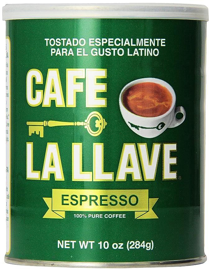 Café La Llave Regular Coffee, 10 Ounce: Amazon.es ...