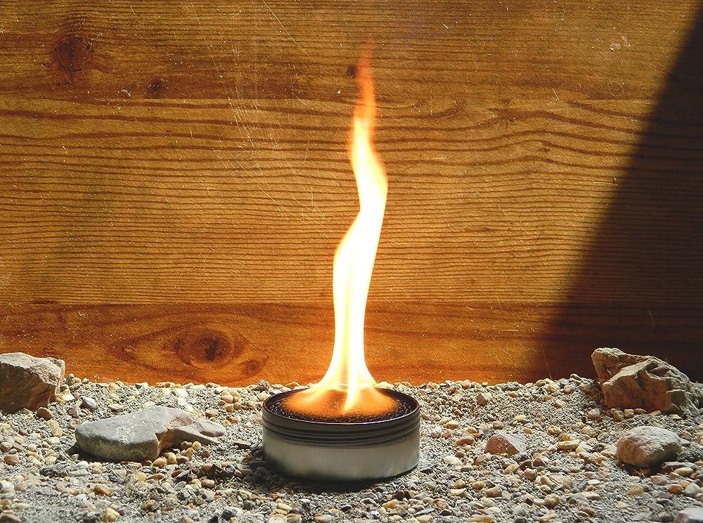 Details about  /17 X 2Hr Survival Heat Light Fire SlipLid Buddy Burner Backpacking Camping Stove