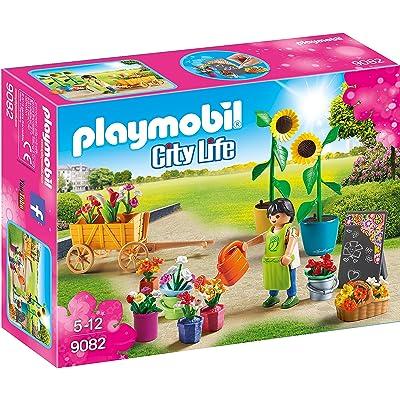 PLAYMOBIL Florist Building Set: Playmobil: Toys & Games [5Bkhe1201917]