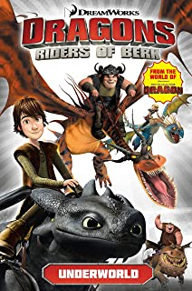 Amazon how to train your dragon the serpents heir dragons riders of berk volume 6 underworld how to train your dragon ccuart Images