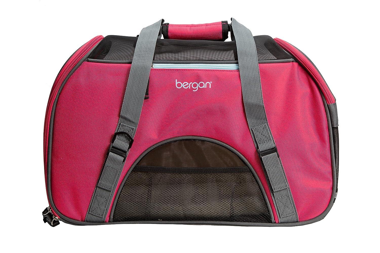 Bergan Comfort Carrier, Large Black & Brown 88918