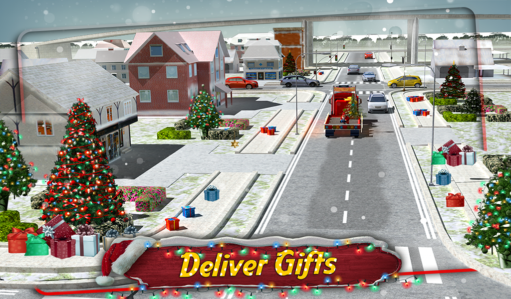 & Amazon.com: Santa Christmas Gift Delivery: Appstore for Android